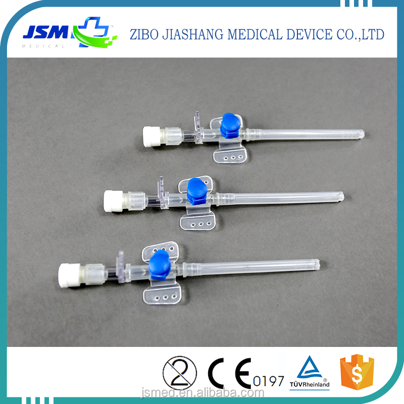 Good Service parts of medical iv catheter 26g