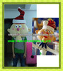 Custom made soft plush mascot head for adult easy wear custom made mascot head