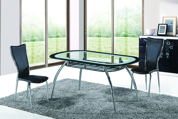 India Direct Sale Top Glass Extension Dining Table Buy India Direct Sale To