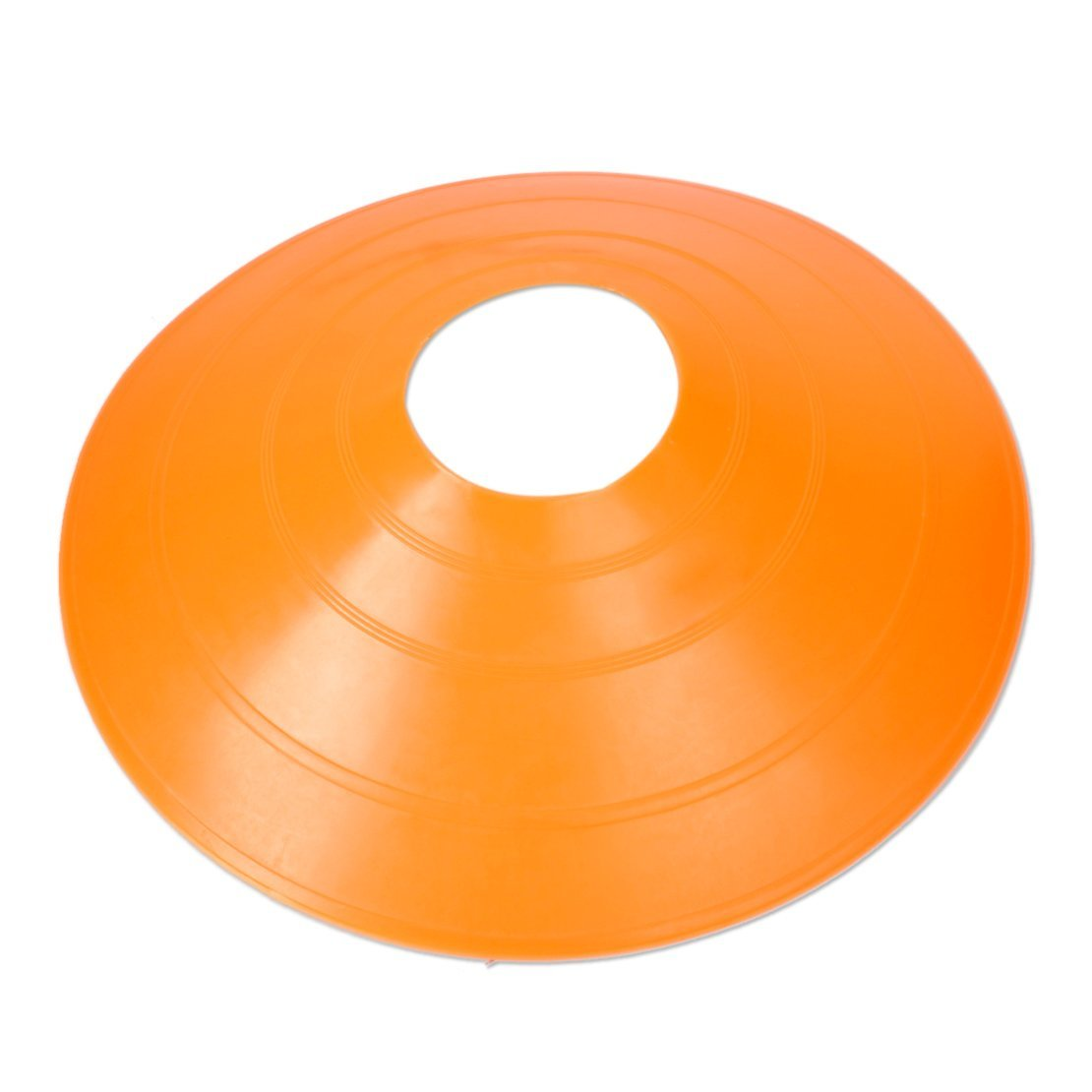 Sport Football Soccer Rugby Speed Training Disc Cone Cross Track Space Marker