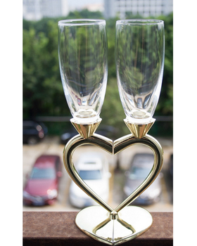 Wedding Champagne Gl Crystal Flutes Wine Gles Goblet With