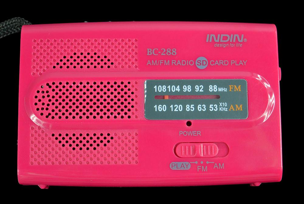 Mini Am Fm Receiver Rechargeable Radio World Universal Antenna ...
