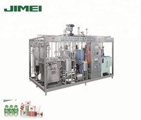 automatic flavoured,condensed UHT milk yogurt dairy processing machine production line
