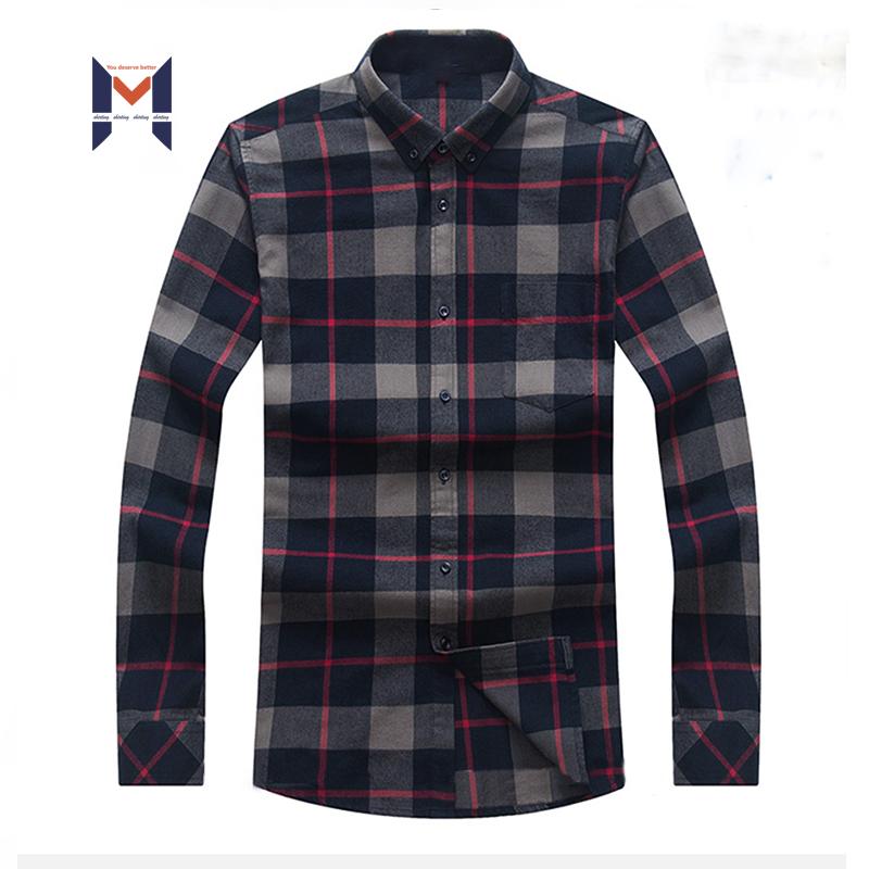 2a34afe7fc1 Men Shirts 100% Cotton Dress Shirt Men Flannel Shirts - Buy Plain Flannel  Shirts,Autumn Newly Fannel Shirt For Man,Men Flannel Shirts Product on ...