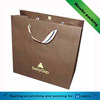 high quality Custom printed gift/shopping paper bags with your own logo