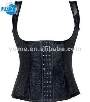 2c38d97fcea Hot black Women Ardyss body shaper seamless corset body shaper