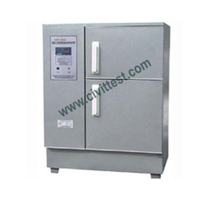 90% Humidity mist Concrete Cement Curing Cabinet