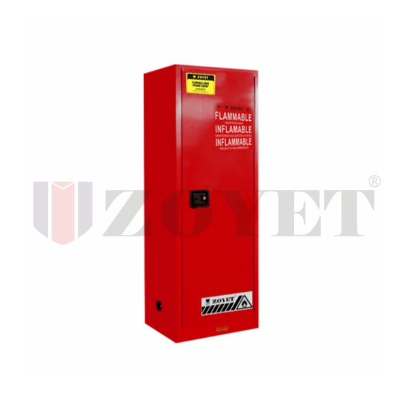 Hazardous Material Storage Cabinet, Combustible Liquids Cabinet Made of Steel