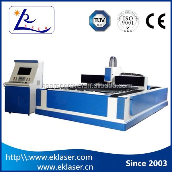 New condition 300W fiber <strong>laser</strong> YK1325 metal fiber <strong>laser</strong> cutting machine Price