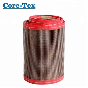 Best Price High Temperature PTFE Mesh Conveyor Belt For Food
