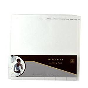 """10"""" x 12"""" Diffusion Filter Lighting Pack - 12 Sheets"""
