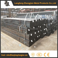 Black Steel Pipe BS1387 EMT Conduit Pipe for Building