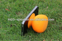 MPS-322 Silicon stick bluetooth mini speaker for Iphone Ipad Ipod portable loud speaker which can be absorbed on everywhere