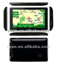 "VCAN 7"" portable car GPS navigation Android4.0 Google map VCAN0183"
