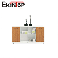 Foshan Cheap Wood Office File Storage Cabinets For Office