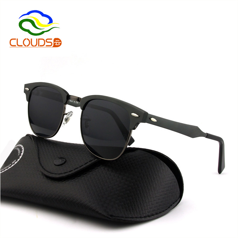 f3ec566132 Get Quotations · Fashion Star Style Famous Designer Brands High Quality  Sunglasses Men Aviator Polarized Vintage Metal Frame Sunglasses