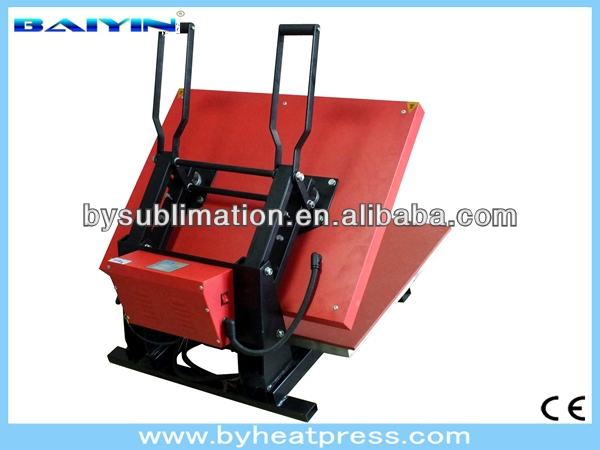 60*80 maquina de la prensa del calor/CE Approved heat press machine