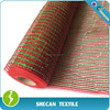 plastic wrapping mesh for flower
