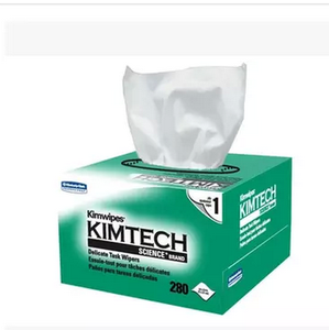 Kimwipes Kimtech Fiber Optic Cleaning Wipes