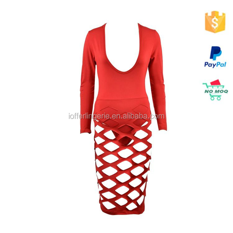 Drop Shipping Accept Bandage Dress Fabric