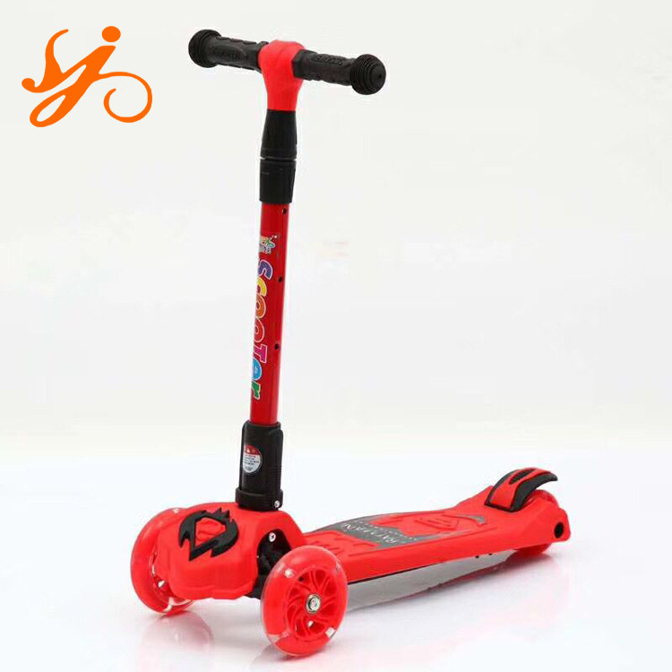 Hot Sale Baby Toys Cool Kick Scooter For Boy Thailand Kids Self