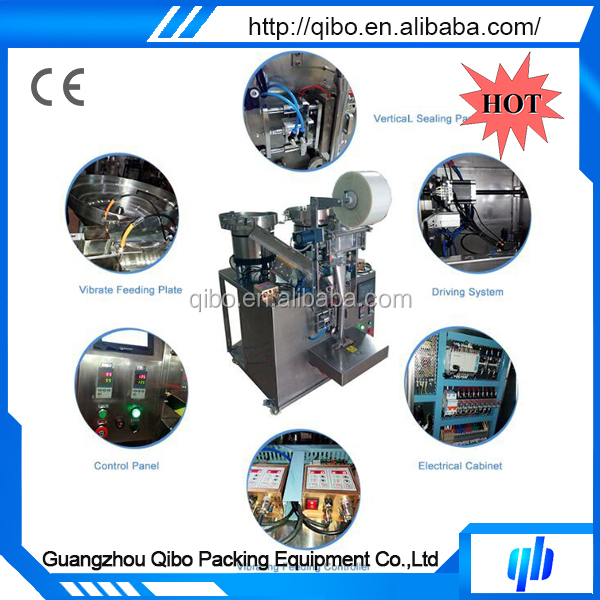 china wholesale merchandise large vertical packing machine vertical full automatic packaging maker