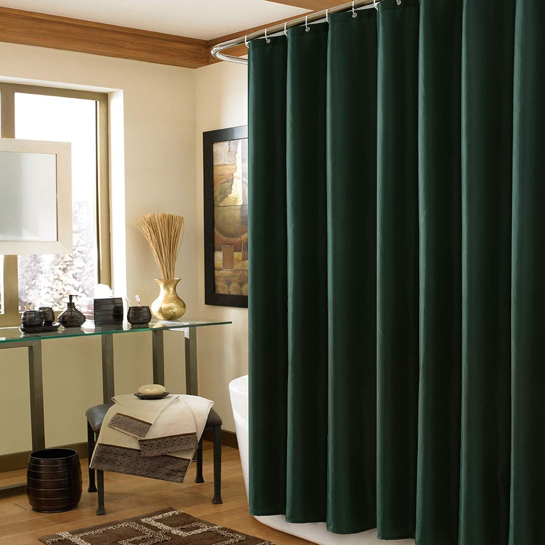Cheap Dark Green Curtain Fabric Find Dark Green Curtain
