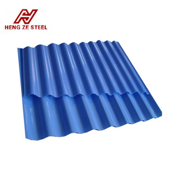 South Africa Popular 0 40mm Ibr Roofing Sheet,Galvalume Trapezoidal Roofing  Sheet 712mm,Prepainted Roofing Sheet - Buy Galvanized Steel With Polymer