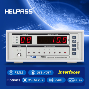 High accuracy best price HPS1008 Multi-channel temperature meter