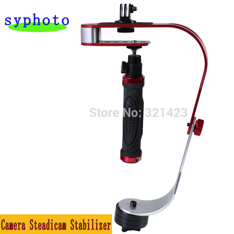 NEW PHOTOGRAPHIC EQUIPMENT Free Shipping Studio Camera Steadicam Stabilizer For