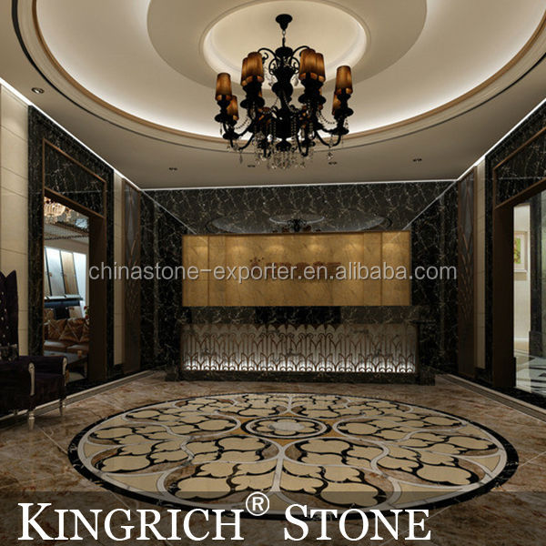 Marble Inlay Flooring Designs : Marble inlay flooring designs gurus floor