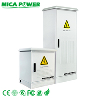 Lighting protection Outdoor Online Ups pure uninterrupted AC sine wave power supply 6000VA 4800W 10000VA 8000W IP65 cabinet