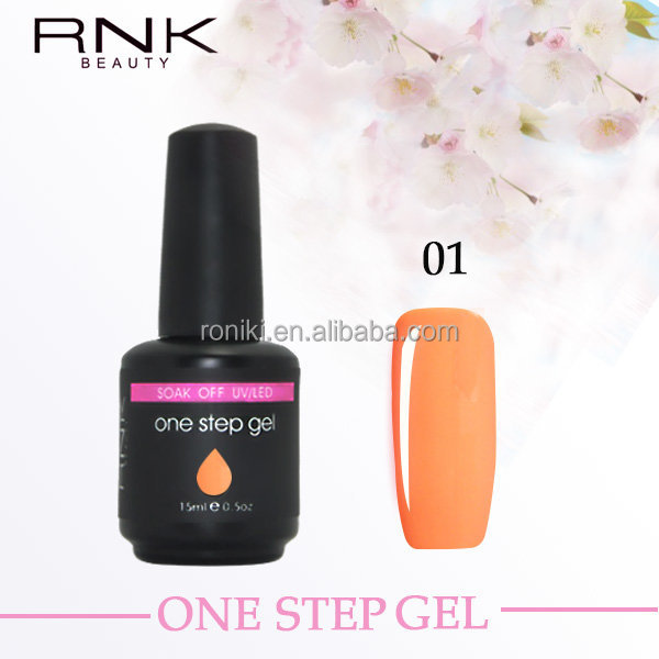 RONIKI New Fashion Hot Selling One Step Gel per unghie