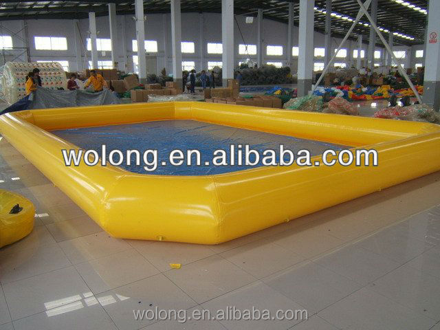 large inflatable pool, inflatable water swimming pool