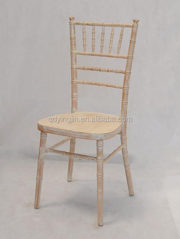 Di qualit a buon mercato sedia di chiavari resina e legno - Sedia di chiavari ...
