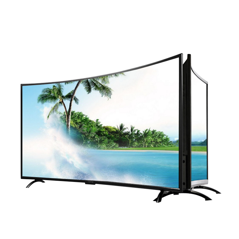 Chinese <strong>tv</strong> hd 4K television smart led television curved 65 led <strong>tv</strong>