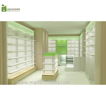 Retail Pharmacy Shop Interior Design, Medical Store Furniture, Medical Store  Display Cabinet For Sale