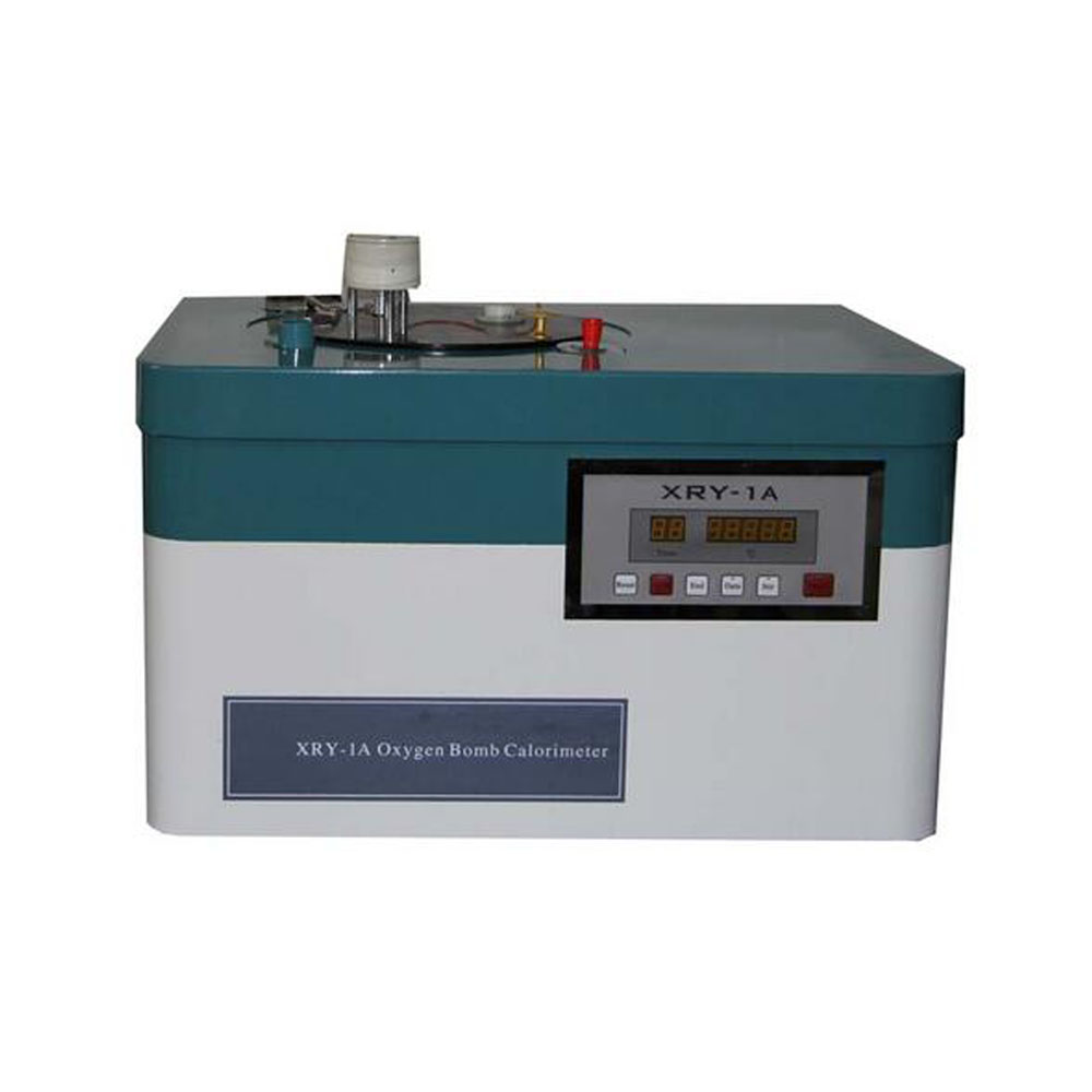 Nade Lab Testing Equipment Oxygen Bomb Calorimeter price for <strong>Coal</strong> XRY-1A