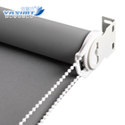 100% Blackout Roller Shade Slow Rise ball chain circulation system roller Blinds blackout blinds