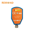 Electronic water flow switch for liquid air relay output thermal flow switch