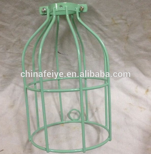 cage bulb guard,lamp wire cage bulb gaurd, mint wire cage