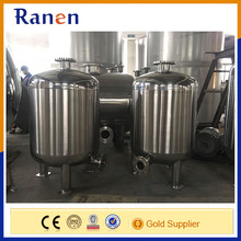 factory directly sale1500 liters milk cooling storage tank low price