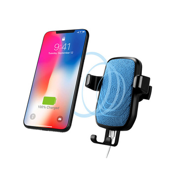 2018 New Fast Wireless Charging Universal Car Wireless Charger