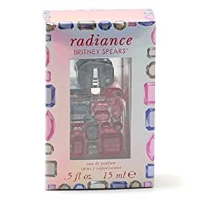 Radiance Mini by Britney Spears, .5 oz Mini EDP Spray for Women