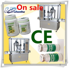 Automatic capping machine cosmetic,cosmetic bottle capper