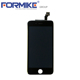 OEM Black Full Front LCD Touch Screen with digitizer mobile parts assembly with Frame for iphone 6 4.7""