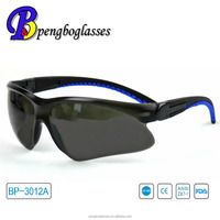 Fashionable anti impact UV safety glasses en166