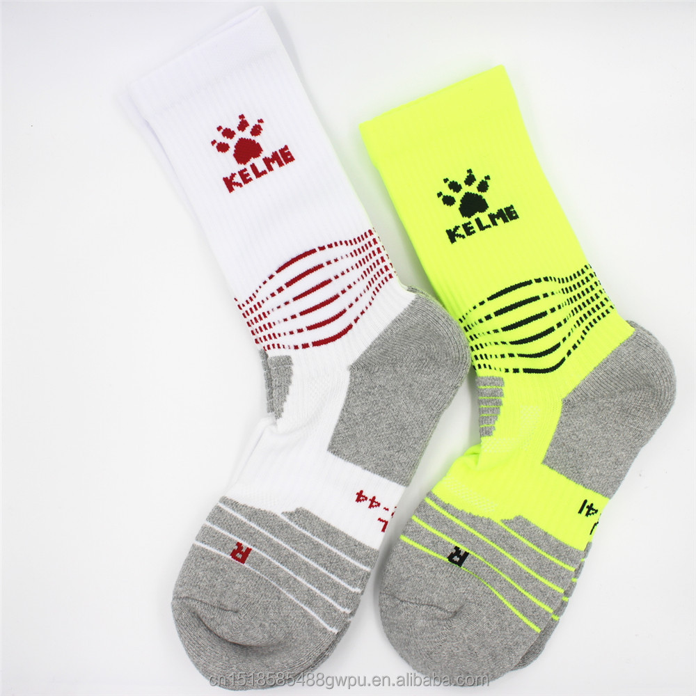 Graduated Compression Anti Skid Basketball Socks