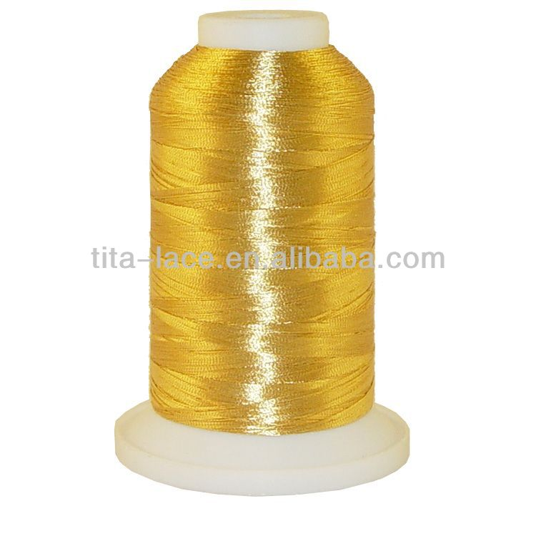 Gold Thread Embroideryembroidery Machine Thread Buy Embroidery