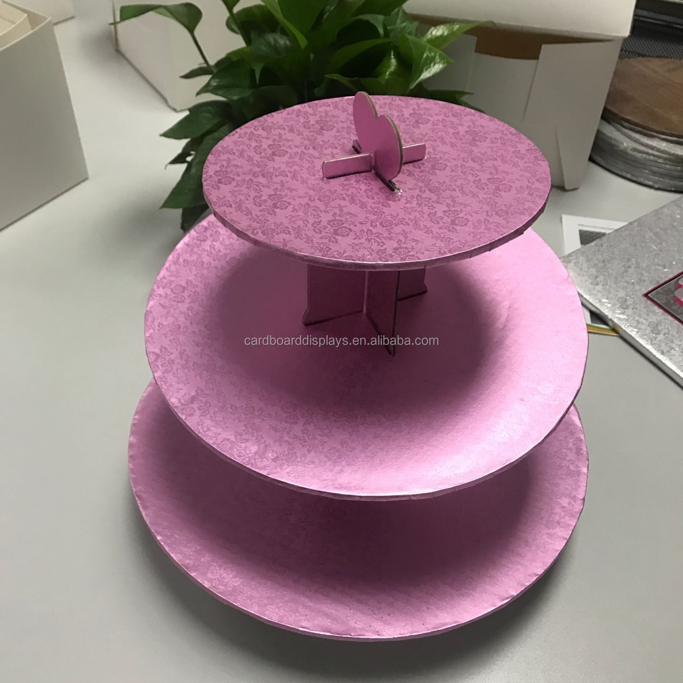 New type  cupcake stand high  quality  China supplier  cake stand
